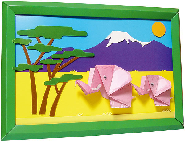 Оригами из бумаги сказка про крестьянина сказка